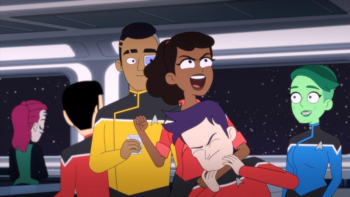 Star Trek Lower Decks 007