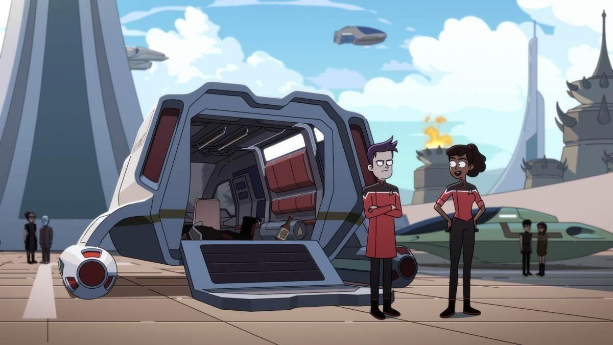 Star Trek Lower Decks 008