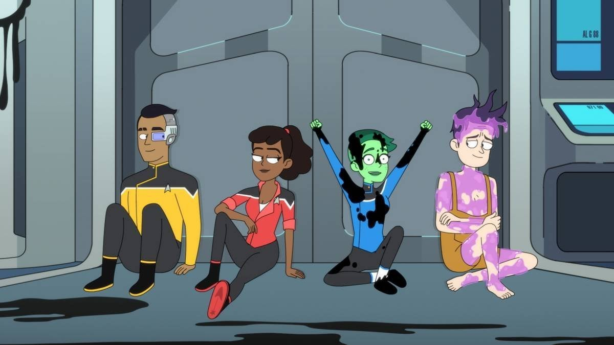 Star Trek Lower Decks 010