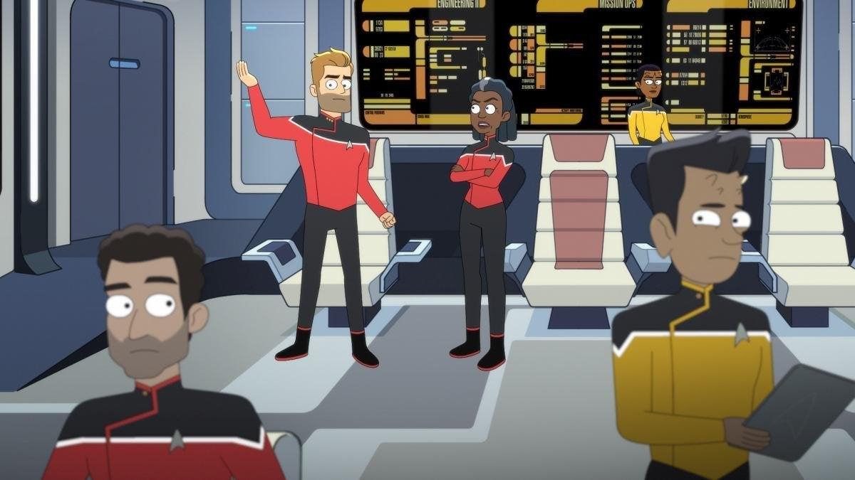Star Trek Lower Decks 012