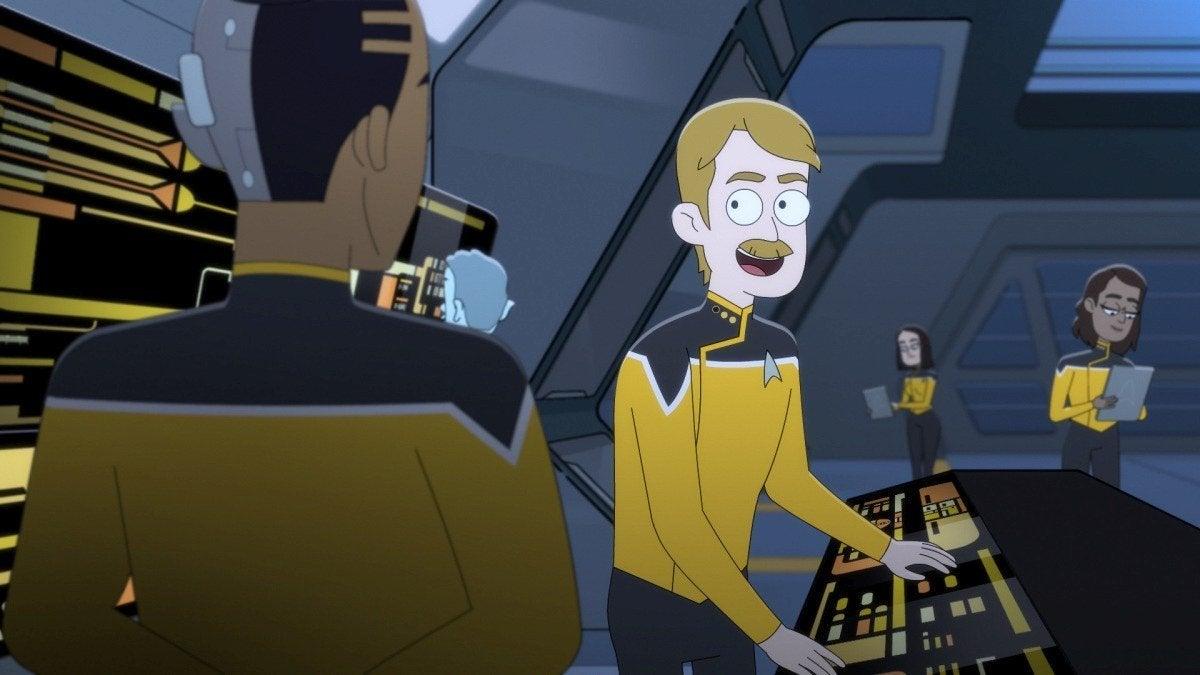Star Trek Lower Decks 014