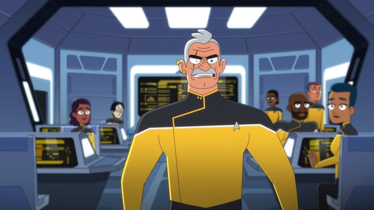 Star Trek Lower Decks 016