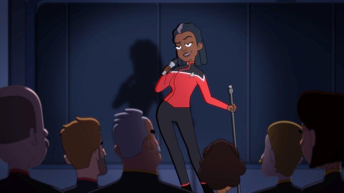 Star Trek Lower Decks 018