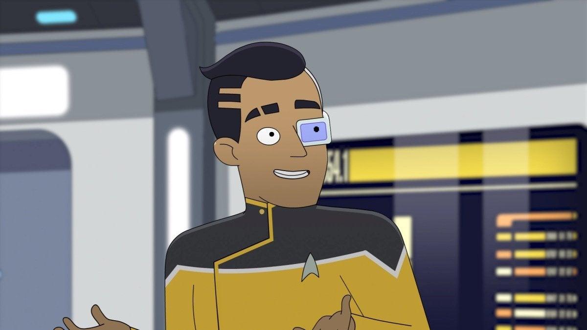 Star Trek Lower Decks 019