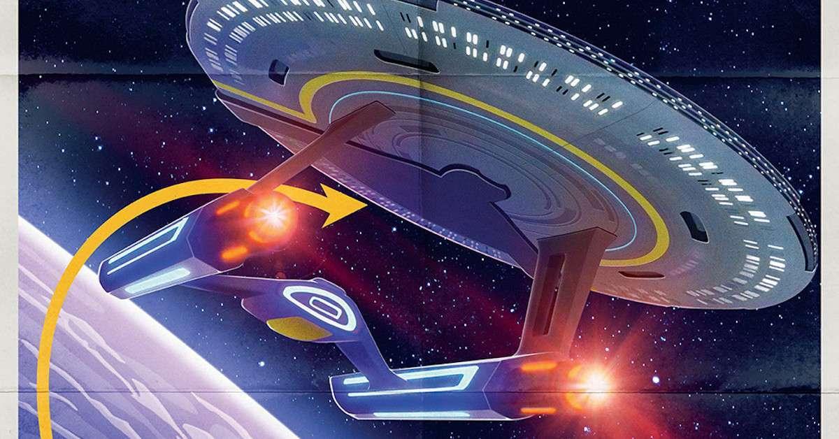 Star Trek Lower Decks USS Cerritos