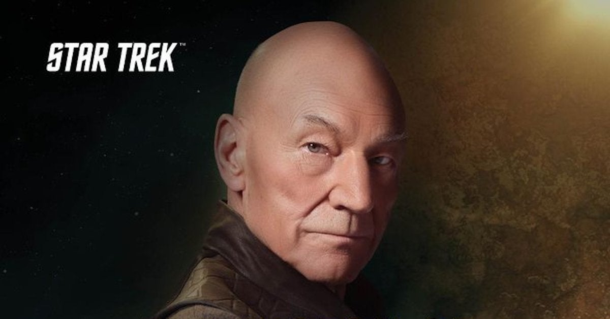 Star Trek The Wisdom of Picard