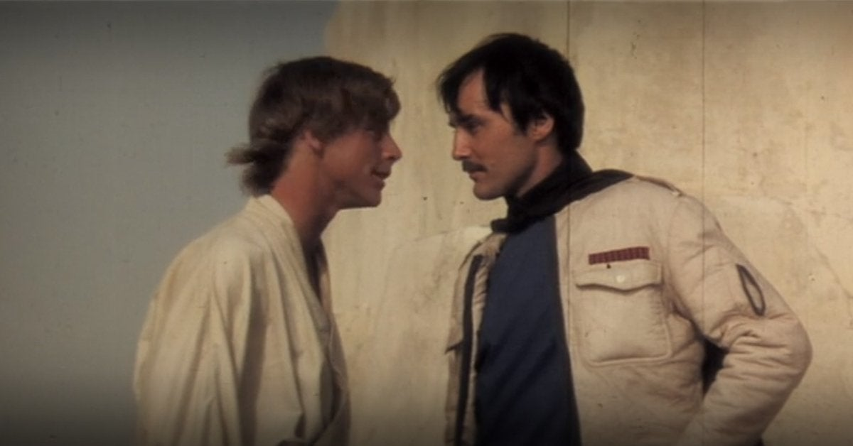star wars a new hope deleted scene luke skywalker