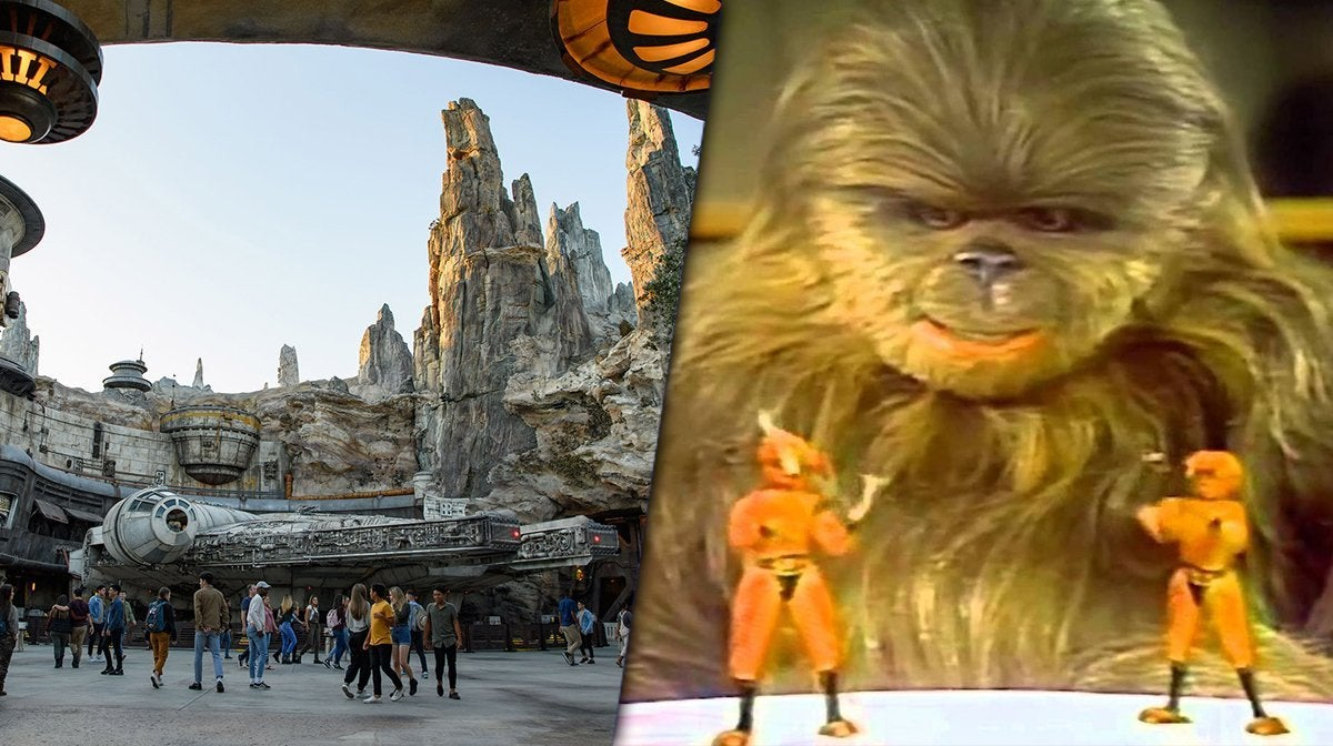 star wars galaxy's edge holiday special