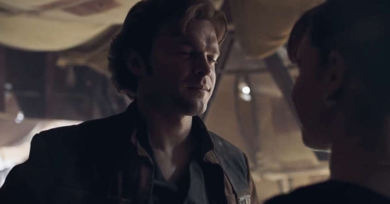 Star Wars: Alden Ehrenreich Interested in Exploring Who Han Became at the End of Solo