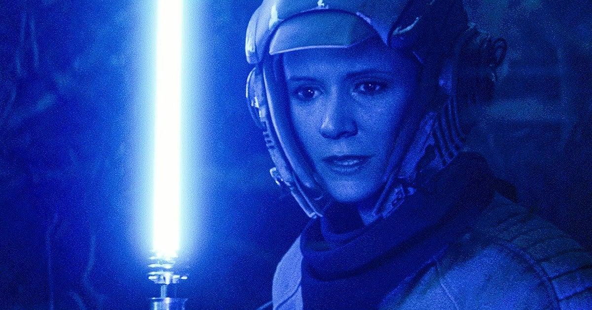 Star Wars Jedi Leia Concept Art Rise of Skywalker Battlefront 4
