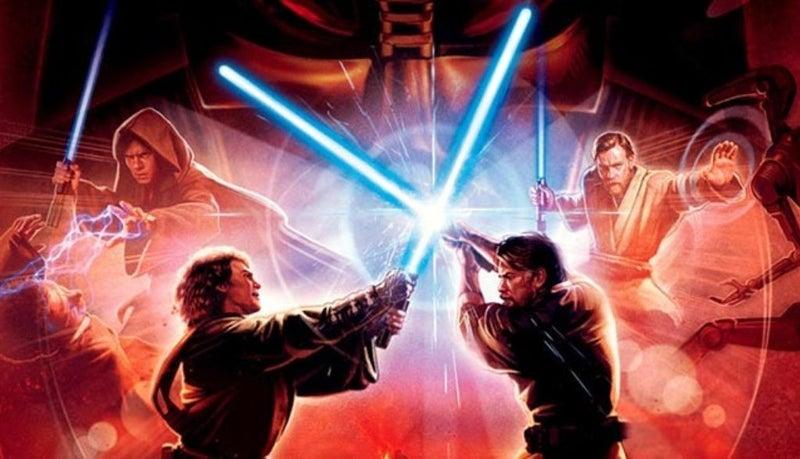 Star Wars Revenge Sith Artwork