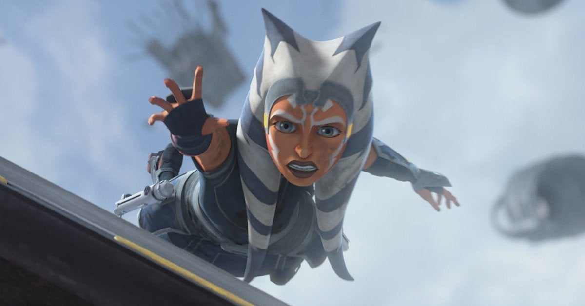 Star Wars The Clone Wars Ahsoka Tano Unmade Episodes