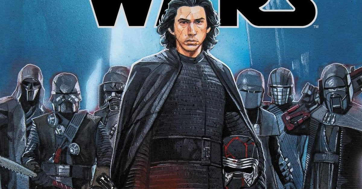 star wars the rise of skywalker comic adaptation marvel