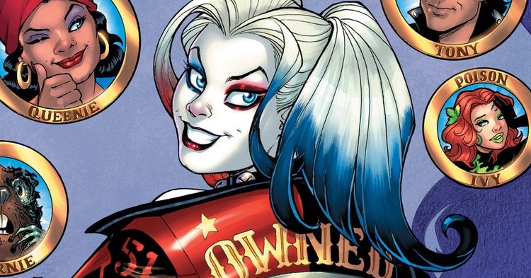 suicide squad game harley quinn
