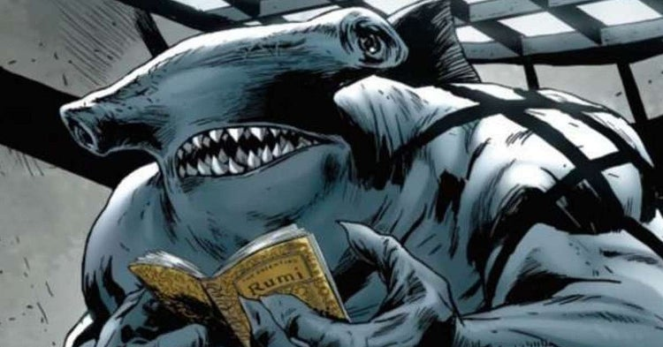 suicide squad game king shark