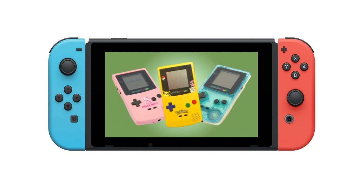 switch game boy color