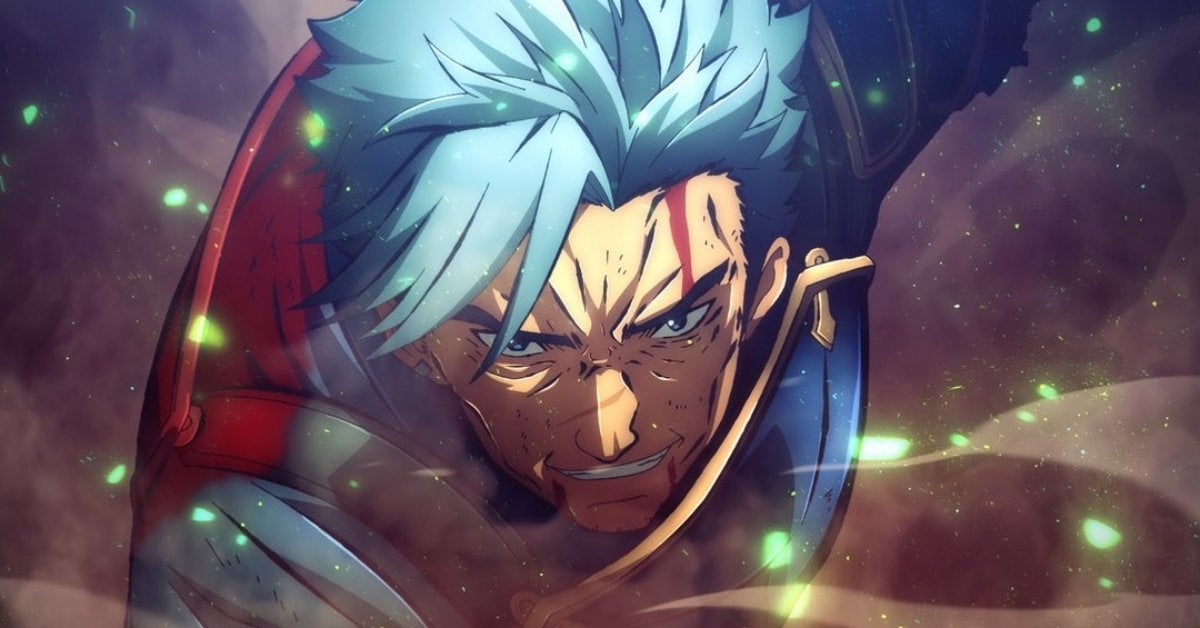 Sword Art Online Alicization War of Underworld Bercouli Gabriel Fight