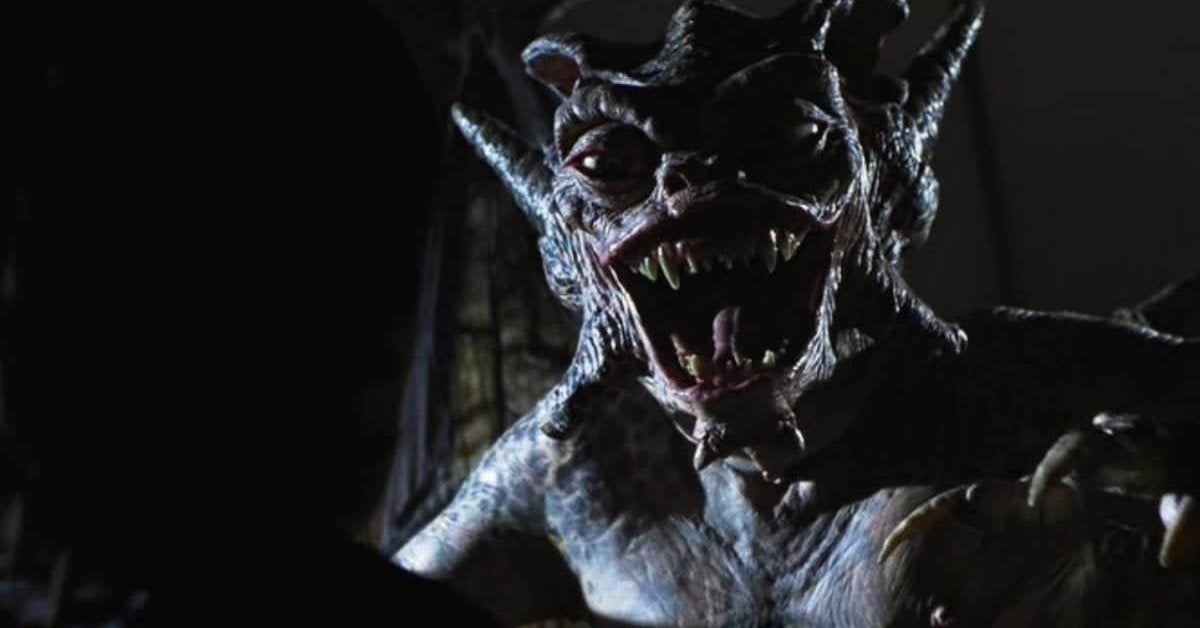 tales from the darkside the movie 1990 gargoyle