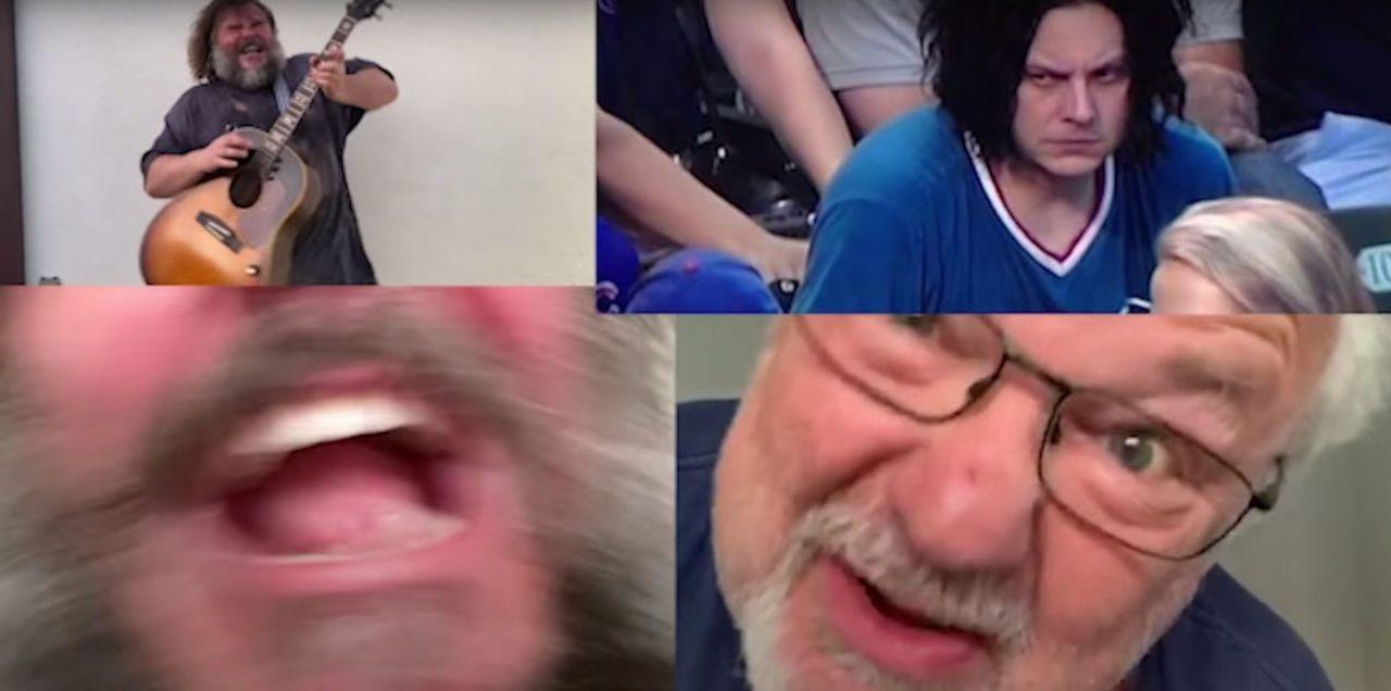 """Tenacious D Releases """"Don't Blow It Kage"""" Quarantine Video"""