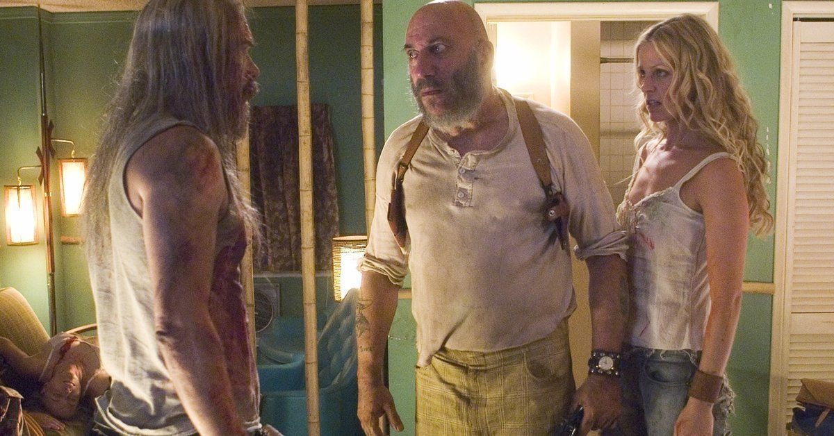the devil's rejects sid haig sheri moon zombie bill moseley