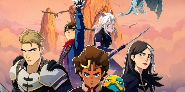 The Dragon Prince Netflix (1)