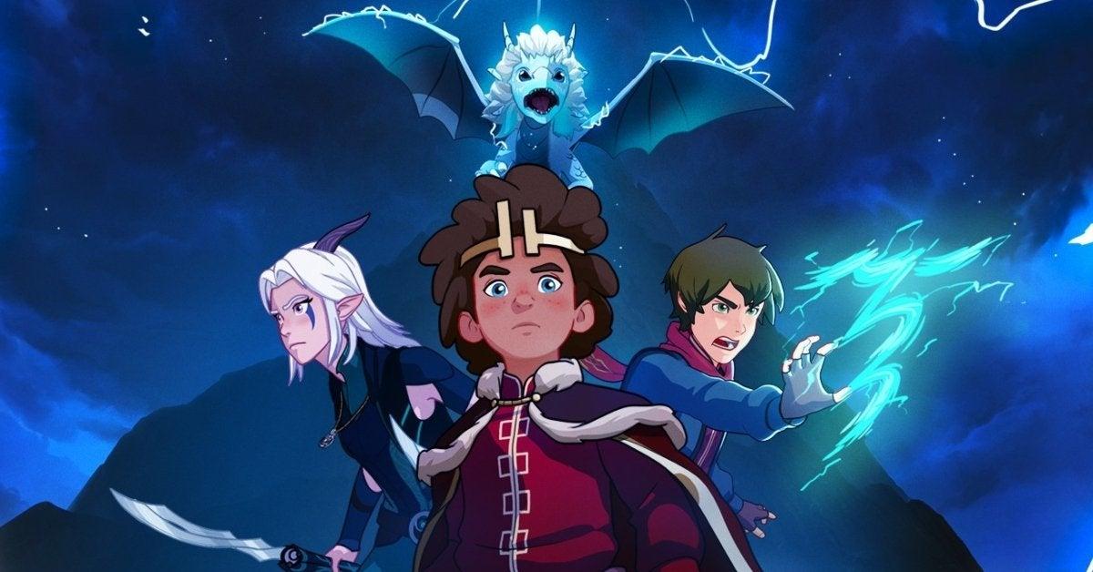 The Dragon Prince Netflix