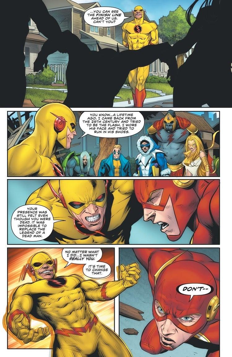 the flash 758 reverse flash 1