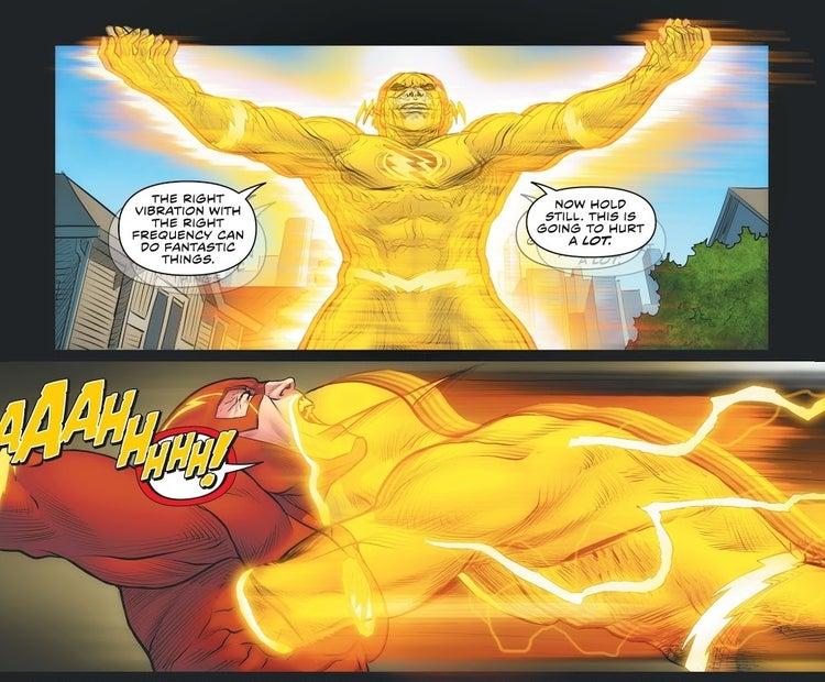 the flash 758 reverse flash 2