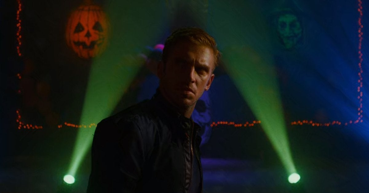 the guest movie dan stevens halloween iii