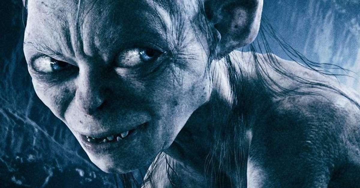 The Hobbit Andy Serkis