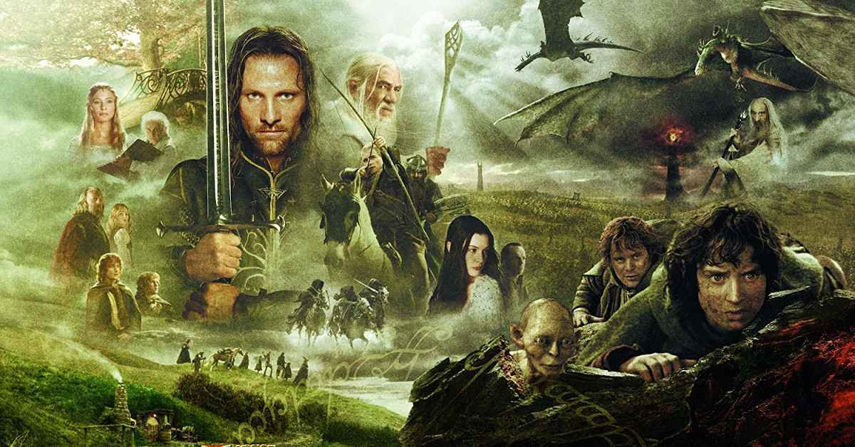 The Lord of the Rings Cinematic Universe
