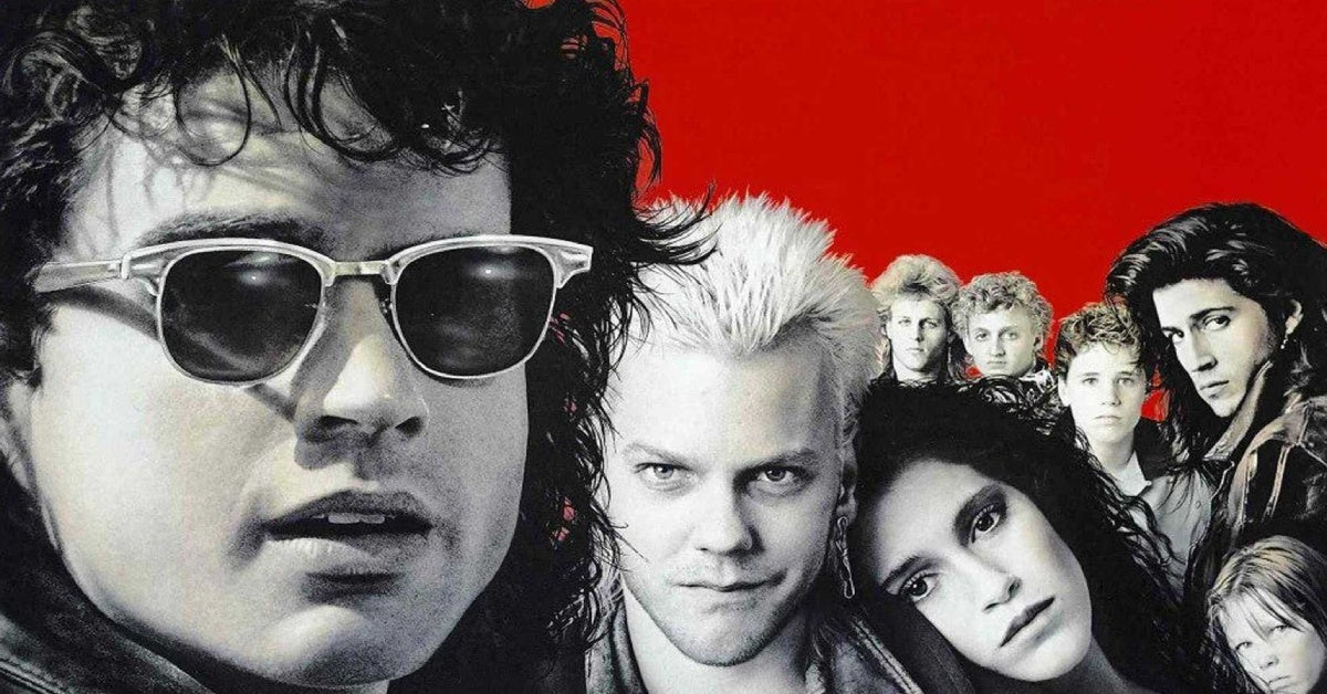 the lost boys the cw