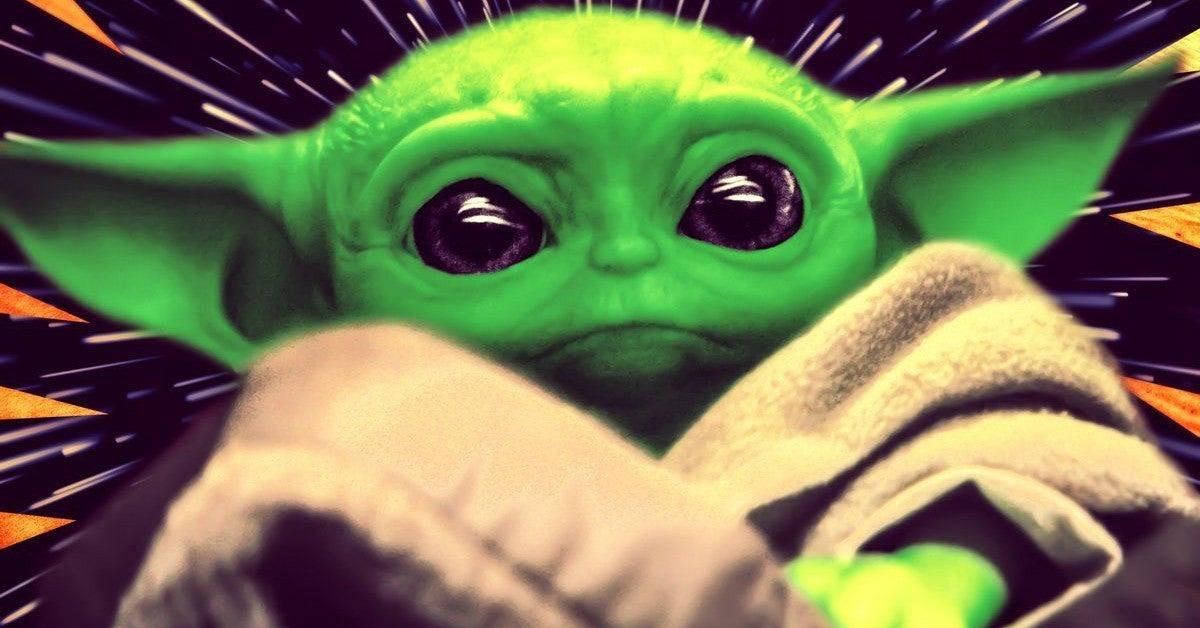 The Mandalorian Baby Yoda Puppet vs CGI Scenes Mudhorn Fight