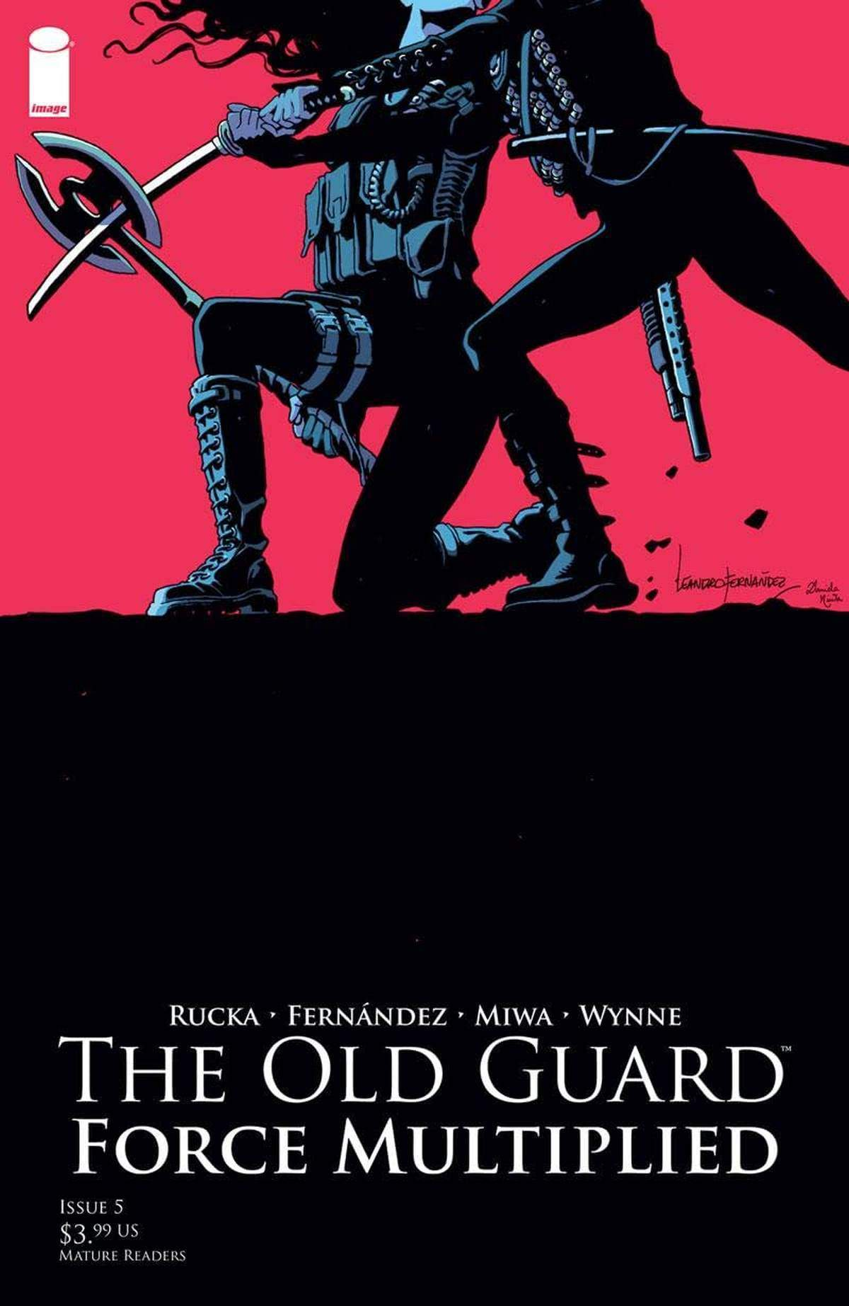 The Old Guard Force Multiplied #5