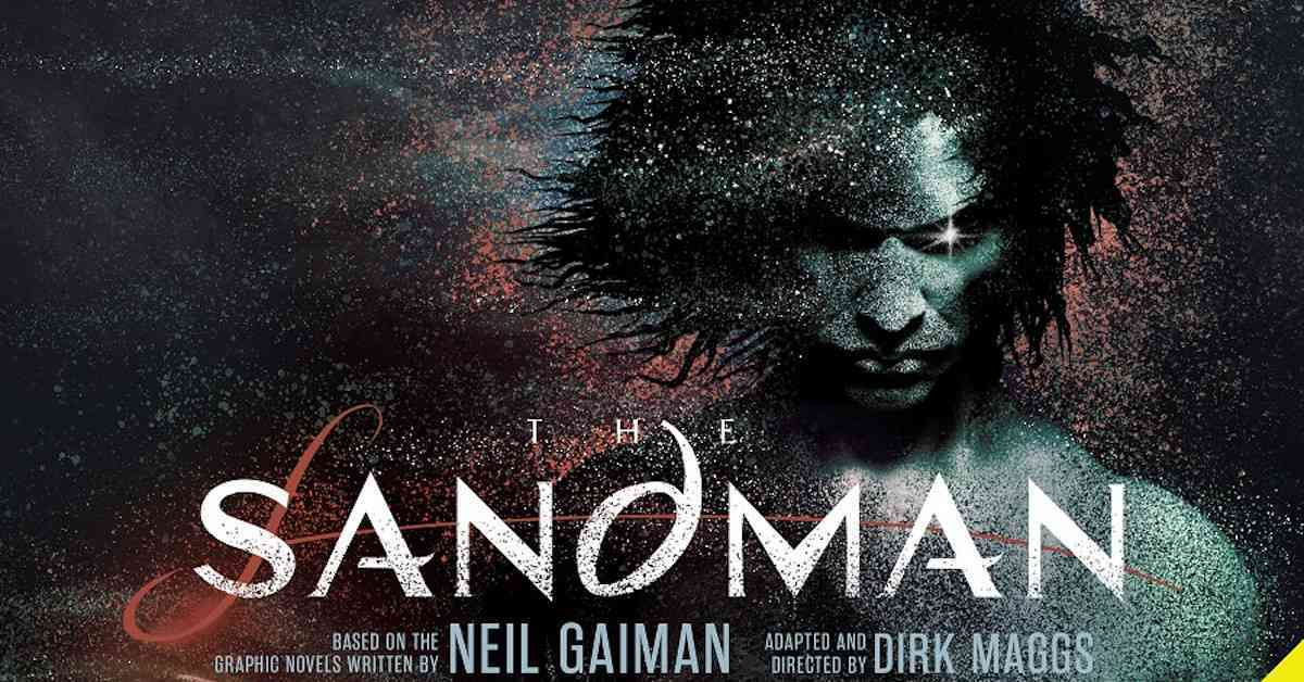 The Sandman DC Neil Gaiman Audiobook Audible Trailer