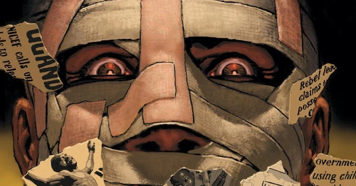 the unknown soldier vertigo
