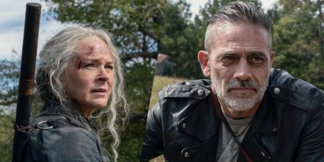 The Walking Dead Carol Negan