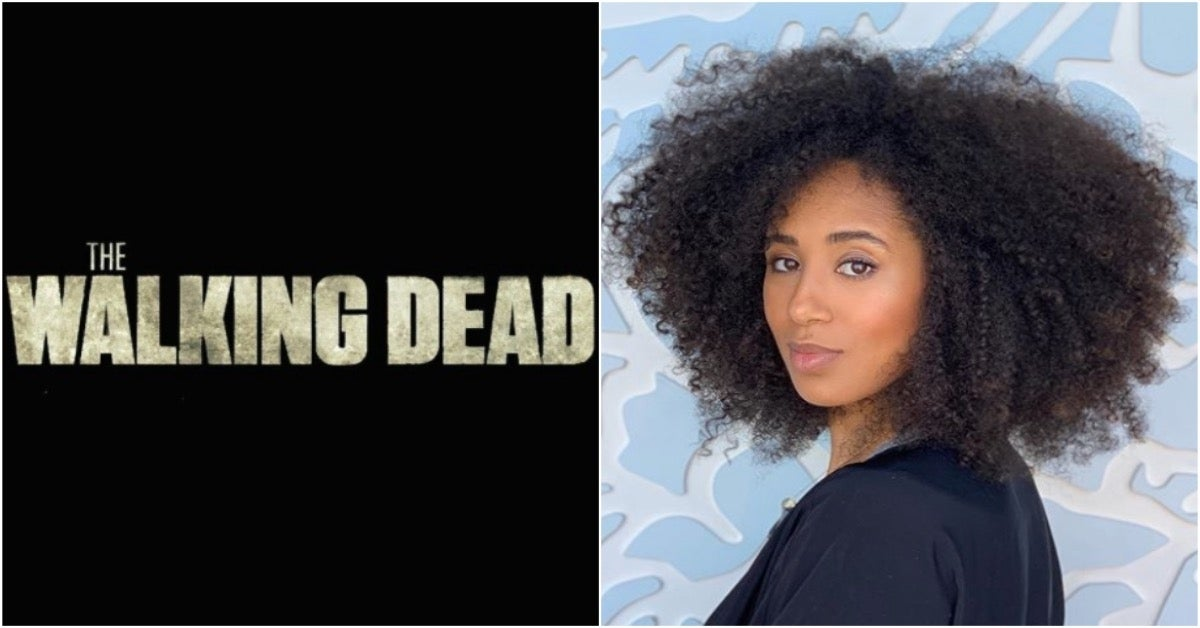 The Walking Dead Margot Bingham