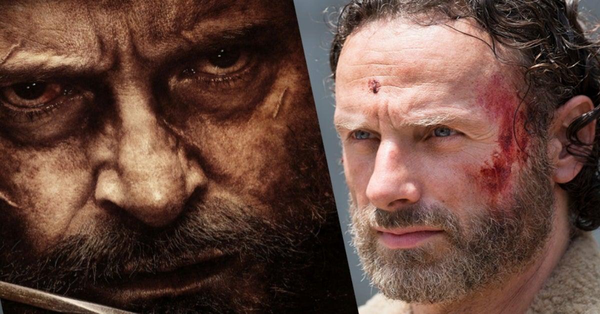 The Walking Dead Movie Rick Grimes Logan COMICBOOKCOM