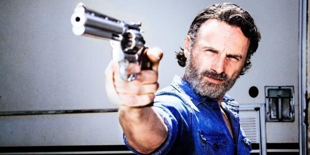The Walking Dead Rick Grimes Andrew Lincoln Season 8