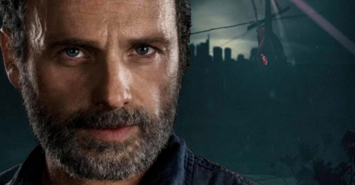 The Walking Dead Rick Grimes Movie COMICBOOKCOM
