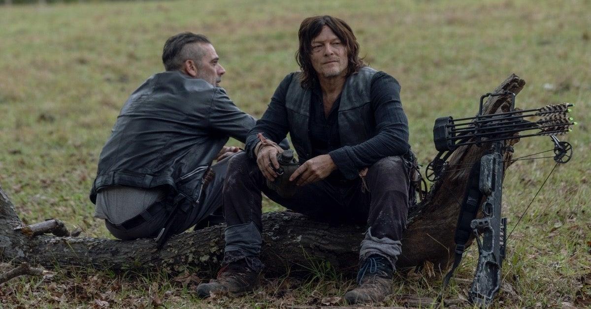 The Walking Dead Season 10 Daryl Negan