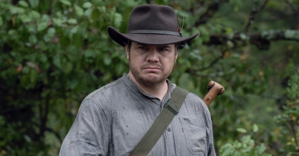 The Walking Dead Season 10 Eugene Josh McDermitt
