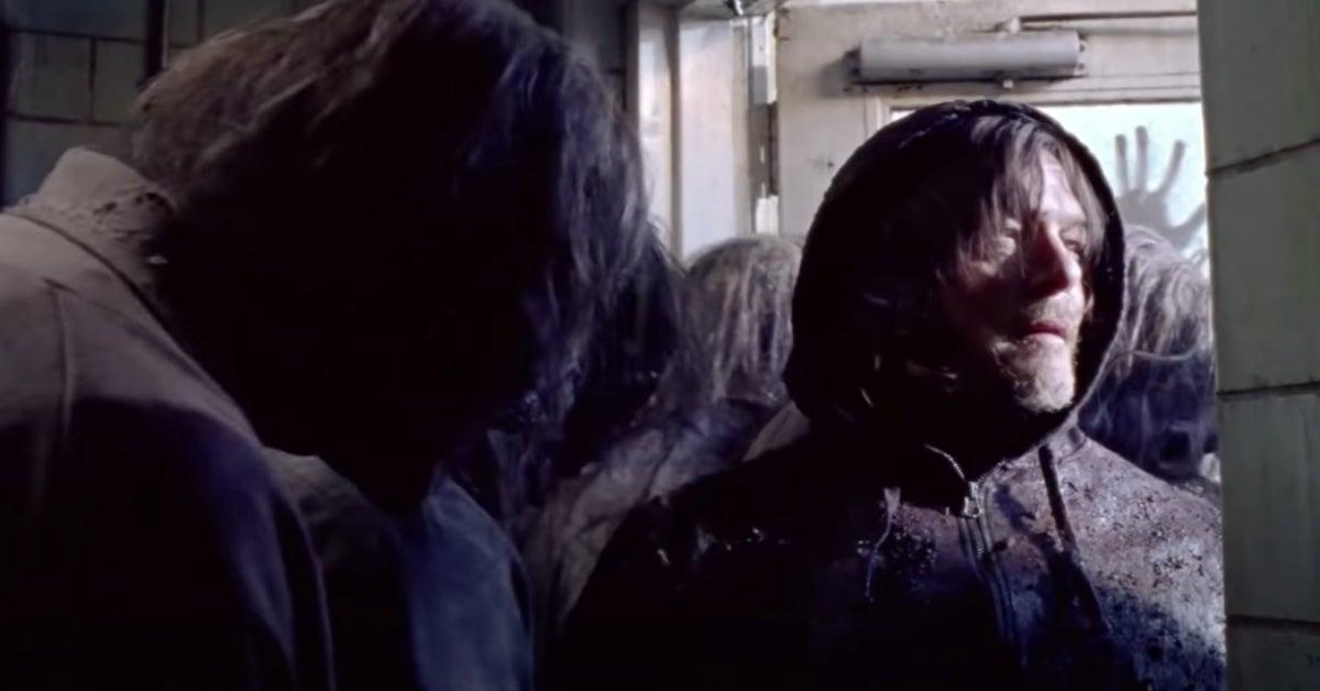 The Walking Dead Season 10 finale Daryl Norman Reedus