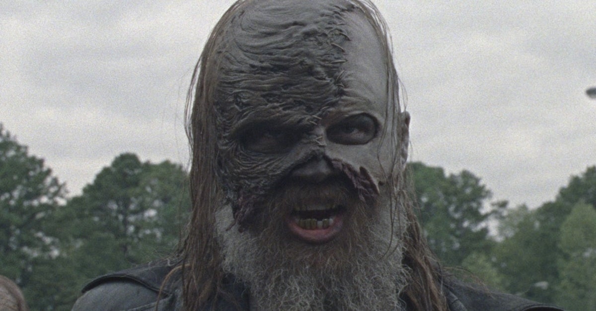 The Walking Dead Season10 finale Ryan Hurst Beta