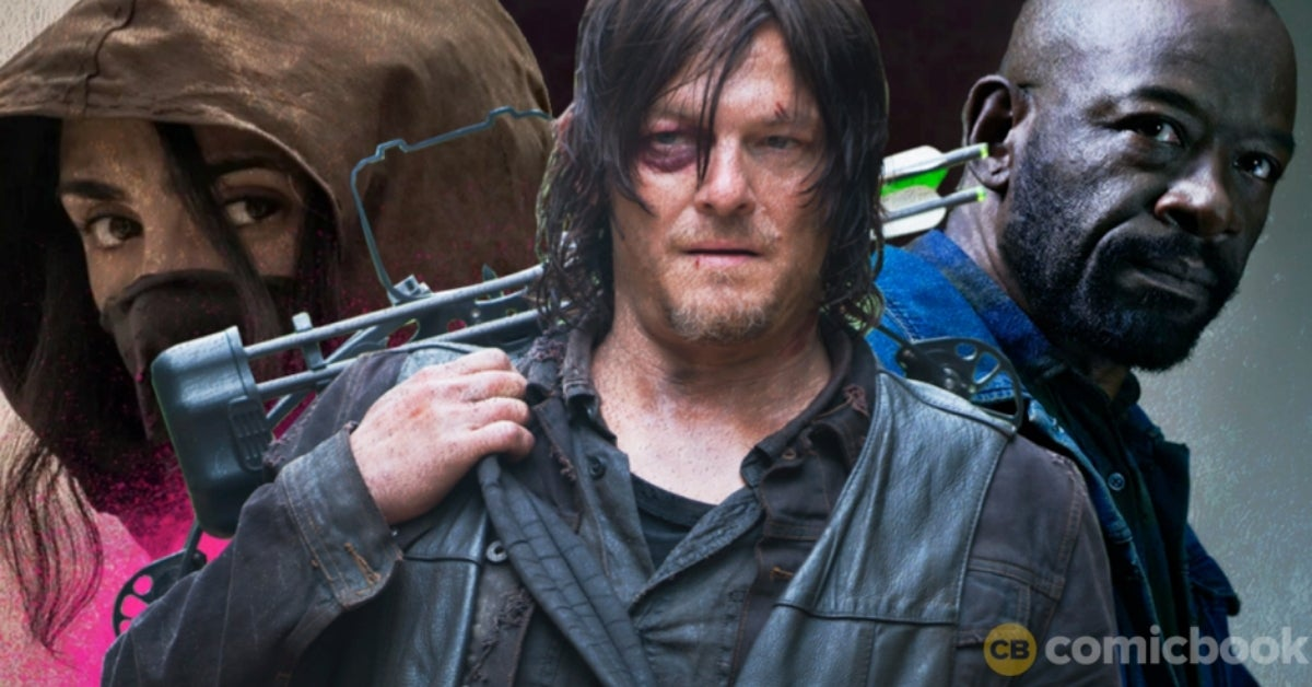 The Walking Dead Universe Shows 2020 COMICBOOKCOM