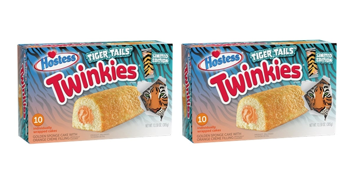 tiger tail twinkies