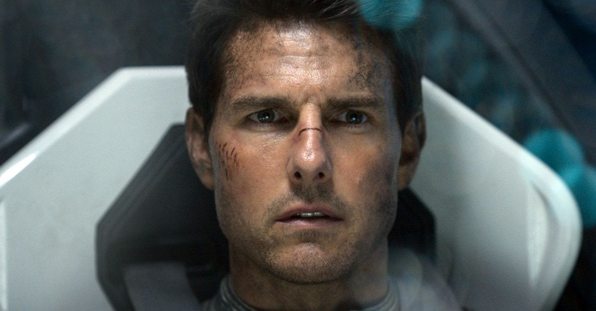 Tom Cruise Space Movie Universal Pictures Doug Liman