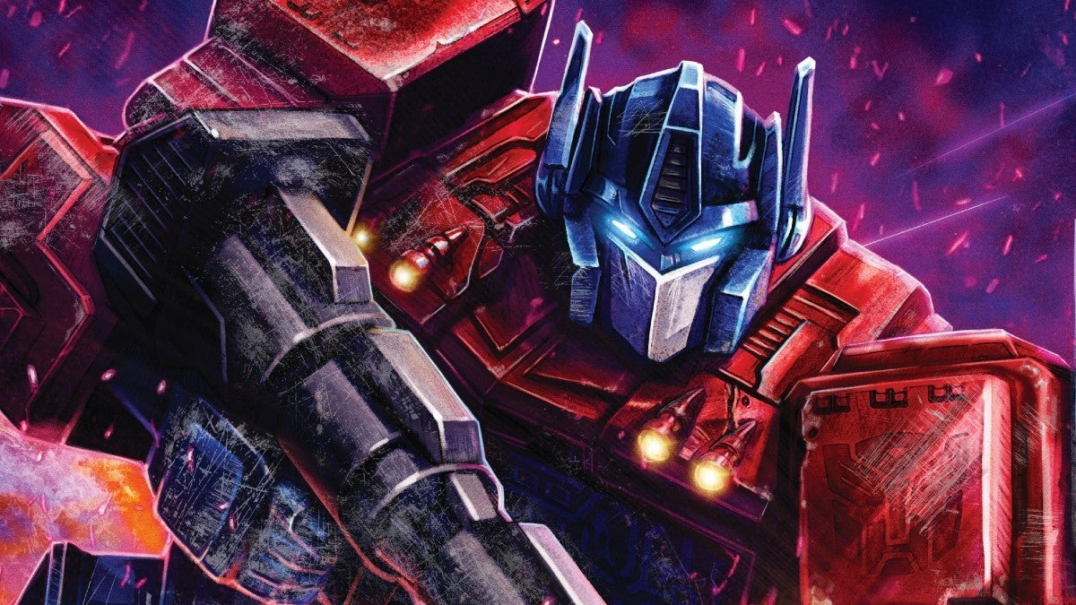 transformers trading card game optimus new cropped hed