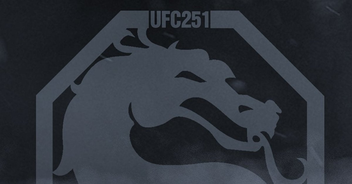 UFC 251 Fight Island Mortal Kombat BossLogic